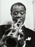 Louis Armstrong  November 17  1955