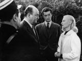 Bernard Blier  Jean Olivier and Michèle Morgan: Retour de Manivelle  1957