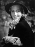 Mich&#232;le Morgan  1939