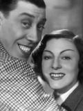 Gaby Morlay and Fernandel: Hercule  1937