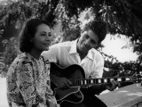Sacha Distel and Annie Girardot: La Bonne Soupe  1963
