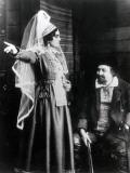 Edith Erastoff and Victor Sjöström: Berg-Ejvind Och Hans Hustru  1918