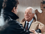 Jean Gabin and Robert Stack: Le Soleil Des Voyous  1967