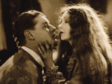 Lars Hanson and Lillian Gish: The Wind  1928