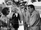 Paulette Dubost  Fernandel  Marie Dubois and Franck Fernandel: L'Âge Ingrat  1964