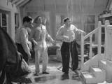 Jean Gabin  Charles Vanel and Raphael Medina: La Belle Équipe  1936