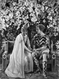 Margarete Schön and Paul Richter: Die Nibelungen: Siegfried  1924