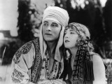 Rudolph Valentino and Vilma Bánky: The Son of The Sheik  1926
