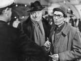 Jean Gabin and Darry Cowl: Archimède  Le Clochard  1959