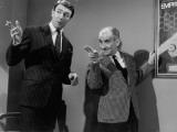 Louis de Funès and Jean-Pierre Marielle: Faites Sauter La Banque !  1963