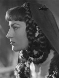 Irene Pappas in &quot;Attila&quot; by Pietro Francisci  1953