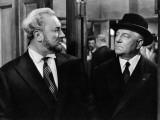Jean Gabin and Pierre Brasseur: Les Grandes Familles  1958
