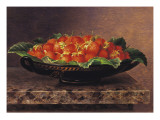 Strawberries in a Greek Kylix