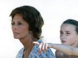 Sophia Loren and Salom&#233; St&#233;venin: Soleil  1997