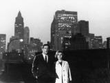 Annie Girardot and Maurice Ronet: Trois Chambres À Manhattan  1965