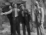 Jean Gabin  Charles Vanel  Aimos and Charles Dorat: La Belle Équipe  1936