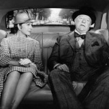 Jean Gabin and Madeleine Robinson: Le Gentleman D&#39;Epsom  1962