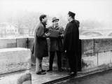 """Louis de Funès  Jean-Claude Brialy and Yves Barsacq (episode """"Bien d'autrui ne prendras""""): Le Diabl"""