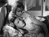 Jean-Louis Trintignant and Françoise Brion: Le Coeur Battant  1960