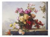 A Still Life of Roses