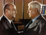 Jean Gabin and Bernard Blier: Le Tueur  1972