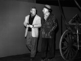 Jean Gabin and Bourvil: La Traversée De Paris  1956