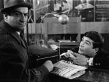 Louis de Funès and Jean-Claude Brialy: Le Diable et Les Dix Commandements  1962