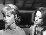 Annie Girardot and Bibi Andersson