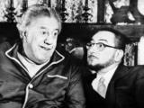 Michel Simon and Pierre Brasseur: Le Bateau D'Emile  1962