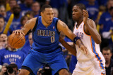 Dallas Mavericks v Oklahoma City Thunder - Game Four  Oklahoma City  OK - MAY 23: Shawn Marion and