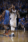 Oklahoma City Thunder v Dallas Mavericks - Game Two  Dallas  TX - MAY 19: DeShawn Stevenson