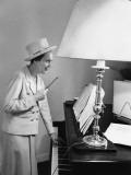 Arletty  April 10  1952