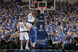 Oklahoma City Thunder v Dallas Mavericks - Game Two  Dallas  TX - MAY 19: Brendan Haywood and Nick 