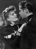 Isa Miranda and Fernand Gravey: Le Mensonge De Nina Petrovna  1937