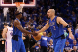 Dallas Mavericks v Oklahoma City Thunder - Game Three  Oklahoma City  OK - MAY 21