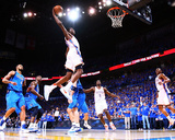 Dallas Mavericks v Oklahoma City Thunder - Game Four  Oklahoma City  OK - MAY 23: Kevin Durant