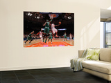 Boston Celtics v New York Knicks - Game Four  New York  NY - April 24: Toney Douglas and Jermaine O
