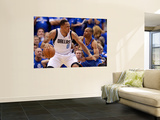 Oklahoma City Thunder v Dallas Mavericks - Game TwoDallas  TX - MAY 19: Shawn Marion and Russell We
