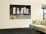 Oklahoma City Thunder v Denver Nuggets - Game Three  Denver  CO - APRIL 23: JR Smith  Raymond Fel