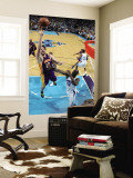 Los Angeles Lakers v New Orleans Hornets - Game Four  New Orleans  LA - April 24: Pau Gasol and Eme
