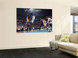 Los Angeles Lakers v New Orleans Hornets - Game Four  New Orleans  LA - April 24: Trevor Ariza and 