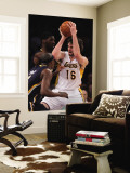 Indiana Pacers v Los Angeles Lakers: Pau Gasol  Roy Hibbert and TJ Ford