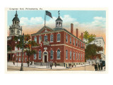 Congress Hall  Philadelphia  Pennsylvania