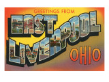 Greetings from East Liverpool  Ohio
