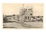 North Wharf  Nantucket  Massachusetts