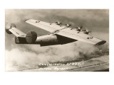 Consolidated XPB2Y-1 Patrol Bomber Plane