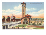 Union Station  Dayton  Ohio