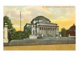 Library  Columbia University  New York City