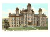 Syracuse University  New York