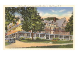 The Inn at Silver Bay  Lake George  New York